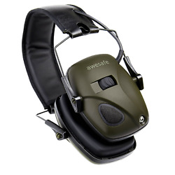 Shooting Earmuff Electronic Noise Cancelling Hearing Protection Shooting Supply