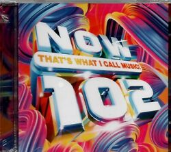 Now That's What I Call Music 102  Brand New 2 CD Set  Sealed Fast Free Shipping