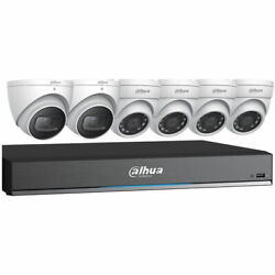 Dahua 8Ch DVR with Four 5MP and Two 4K Mini Cameras $1025.98