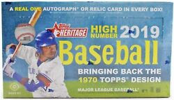 2019 TOPPS HERITAGE HIGH INSERTS COMPLETE YOUR SET YOU PICK MINT FREE SHIP