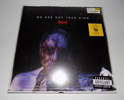 Slipknot We Are Not Your Kind NEW silver vinyl LP only 2000 made FYE exclusive