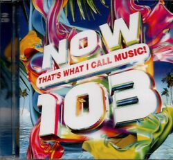 Now That's What I Call Music 103  Brand New 2 CD Set  Sealed Fast Free Shipping