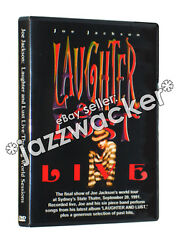 Joe Jackson DVD Laughter & Lust (1992) and The Big World Sessions (1987)