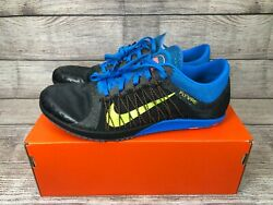NEW Nike Zoom Victory XC 3 Spikes Cross Country Track Running Shoes Black $44.99