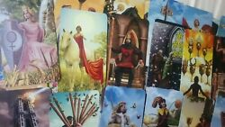 Pictorial Key Tarot without frame 78 cards $35.00