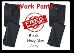 Used Uniform Work Pants - Available in 3 Colors- Free Shipping Offer