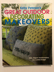 Kathy Peterson#x27;s GREAT OUTDOOR DECORATING MAKEOVERS Pattern Book