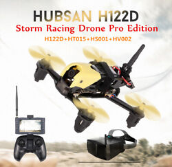 Hubsan H122D Pro X4 STORM 5.8G FPV Micro Racing Drone Quadcopter 720PGogglesUS $119.00