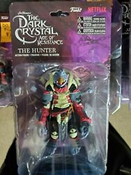 Dark Crystal netflix Age of Resistance Funko Action Figure reaction the hunter