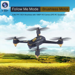 Hubsan X4 H501S S Pro FPV Drone Follow Me 1080P RC Quadcopter GPS RTH BNF 2020 $129.00