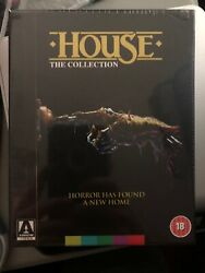 House The Collection Blu Ray Arrow Video Region B