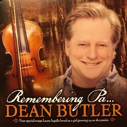 Pa's Fiddle presents Dean Butler Remembering Pa