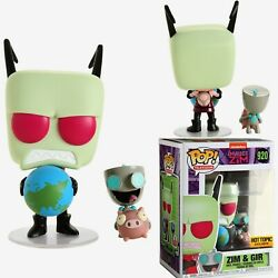 Invader Zim Hot Topic Excl. Pop!