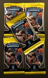 Zion Williamson Auto? 2019 Panini Contenders Basketball Blaster Pack - 6 Cards