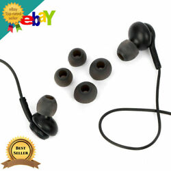 OEM AKG Headphones Earbuds in Black for Samsung Galaxy S8 Plus S9 Note 8 S7
