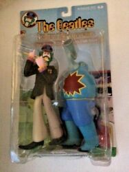 BEATLES McFARLANE Figures Yellow Submarine PAUL with SUCKING MONSTER MINT SPAWN