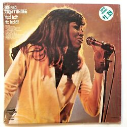 Ike And Tina Turner – Too Hot To Hold LP Vinyl Record Funk Soul Orig 1974 VG+