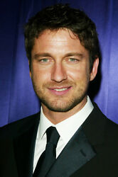GERARD BUTLER COLOR 24X36 POSTER PRINT SMILING IN SUIT