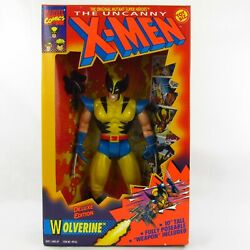 Marvel X-Men Wolverine Deluxe Edition 10 Inch Action Figure 1993 ToyBiz