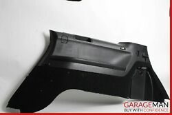 06-12 Mercedes W251 R350 Rear Right Side Quarter Trim Panel Cover Black OEM $139.30