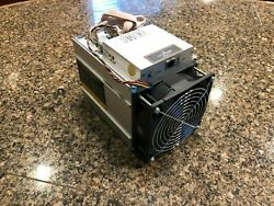 1x BITMAIN Antminer Z9 Mini USED 10-17  ksols 300w -1st Batch - US seller