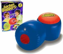 Big Time Toys Socker Bopper (Colors May Vary) Play Soft Quick Heavy-Duty New