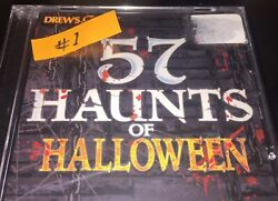 Halloween Haunting Music CD Lot Scary Sound Effects