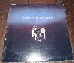 The Doors The Soft Parade Vinyl Lp Elektra 1976 Reissue Gatefold Excellent Cond!