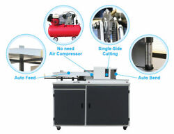 Light Weight Automatic Channel Letter Bending Machine for Aluminum Materials
