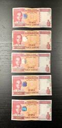 Guinea 10000 Francs Year 2012 Circulated Banknote Africa