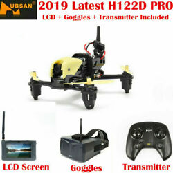 Hubsan H122D Pro X4 FPV Quadcopter 720P RC Speed Racing DroneGoggles LCD RTF $113.05