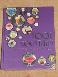 1001 COCKTAILS A Cocktail For Every Occasion and Mood $42.49