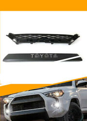 Grille For Toyota 4Runner 14-19 TRD Pro Style Grill BLACK