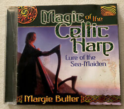 Butler Margie-Magic of the Celtic Harp-Lure of the Sea-maiden CD