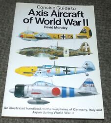 Templar Press - Concise Guide to Axis Aircraft - Germany, Italy and Japan $9.95