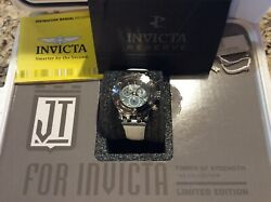 Invicta Reserve Tower Of Strength Limited Edition Jason Taylor