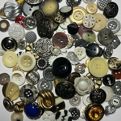 BEST MIXED BUTTON LOT ON EBAY Hand Picked Buttons From Around The World $12.99