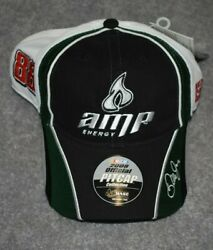 DALE EARNHARDT JR. #88 ADULTS AMP ENERGY NASCAR RACING CAPS HAT