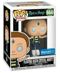 Rick and Morty Floating Death Crystal Morty Pop!  Walmart Excl. Pre-Order
