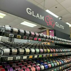 Glam and Glits - Color Acrylic Collection Color Powder 1oz  (CAC) $9.45