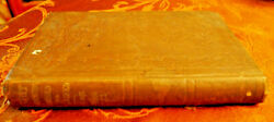 Antique 1854 SPIRIT MANIFESTATIONS EXAMINED & EXPLAINED Occult SPIRITUALISM DODS