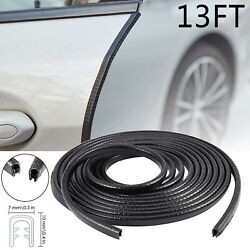13FT Car Door Rubber Seal Trim Molding Strip Edge Protector Weather Stripping