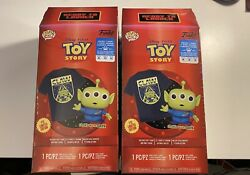 Funko Pop Tee Toy Story The Claw Alien Pop + T Shirt Bundle Size XL - IN HAND