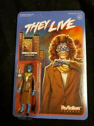 THEY LIVE: FEMALE ALIEN GHOUL  3.75