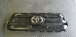 2015 2016 2017 2018 Toyota Tacoma Front Grill OEM