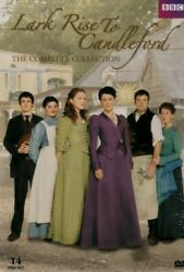 Lark Rise to Candleford The Complete Collection 14 DVD Box Set New Free Shipping