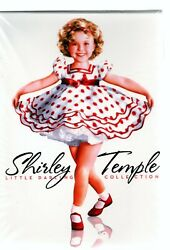 Shirley Temple: Little Darling Collection 18 DVD  Box Set New Free Shipping