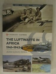 Luftwaffe in Africa 1941-1943 - bw and color illustrations with several maps