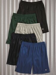 Champion Mesh Shorts with Pockets S162 $15.83