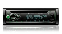 Pioneer DEH S6200BS Bluetooth Car Stereo CD Receiver Player with Aux USB $109.90